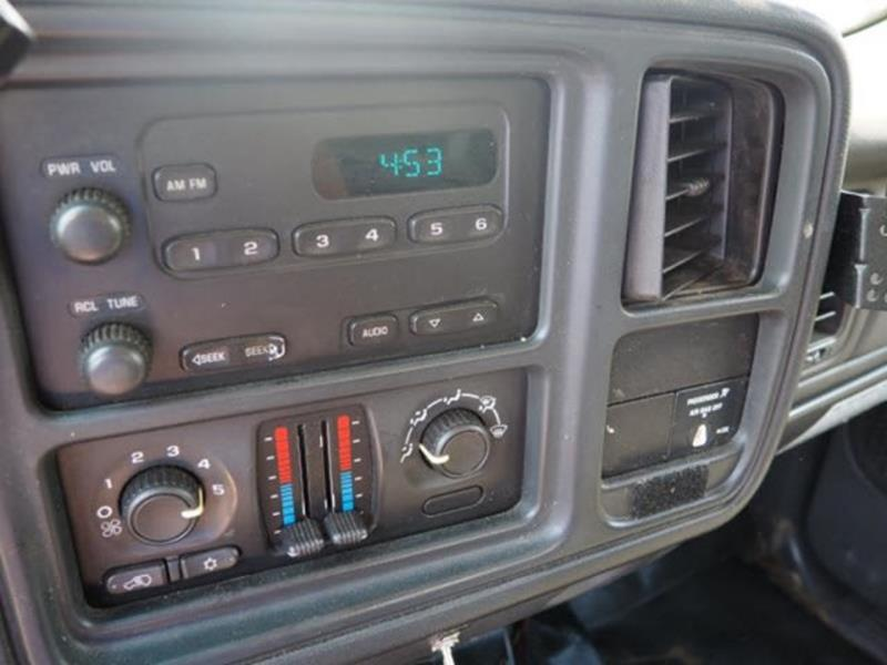 2007 Chevrolet Silverado 2500HD Classic for sale at Cincinnati Auto Wholesale in Loveland OH
