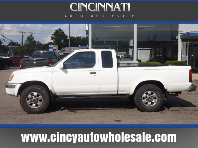 1999 Nissan Frontier for sale at Cincinnati Auto Wholesale in Loveland OH