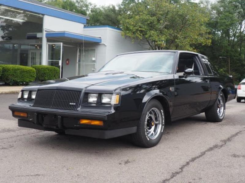 1987 Buick Regal for sale at Cincinnati Auto Wholesale in Loveland OH