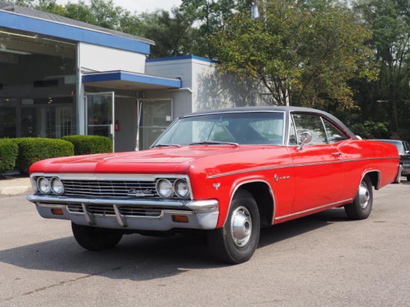 1966 Chevrolet Impala for sale at Cincinnati Auto Wholesale in Loveland OH