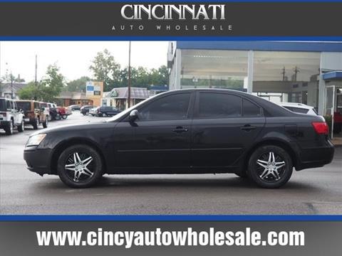 2010 Hyundai Sonata for sale at Cincinnati Auto Wholesale in Loveland OH