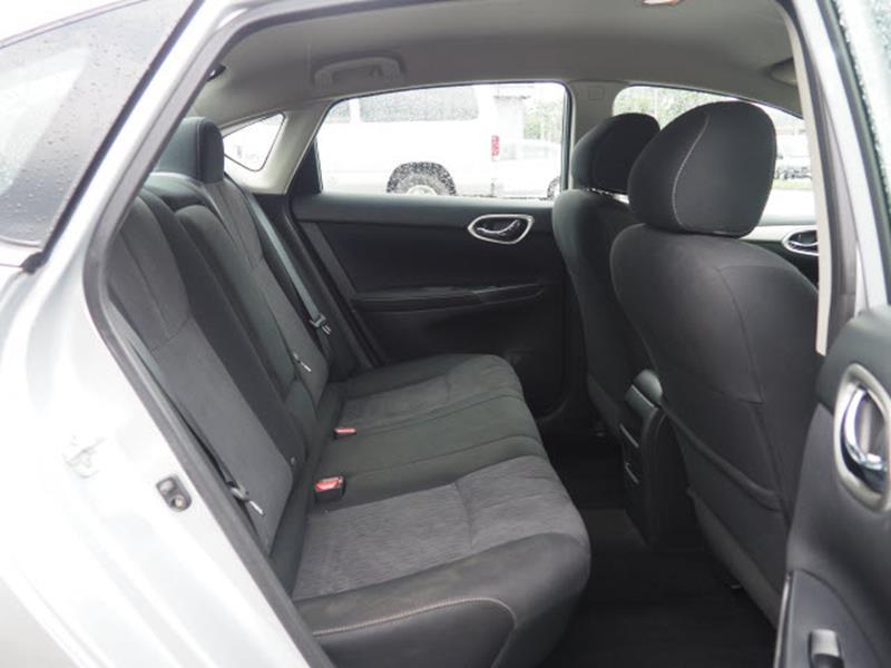 2014 Nissan Sentra for sale at Cincinnati Auto Wholesale in Loveland OH
