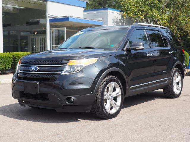 2011 Ford Explorer for sale at Cincinnati Auto Wholesale in Loveland OH