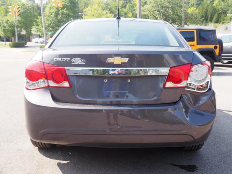 2011 Chevrolet Cruze for sale at Cincinnati Auto Wholesale in Loveland OH