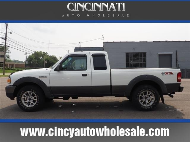 2008 Ford Ranger for sale at Cincinnati Auto Wholesale in Loveland OH