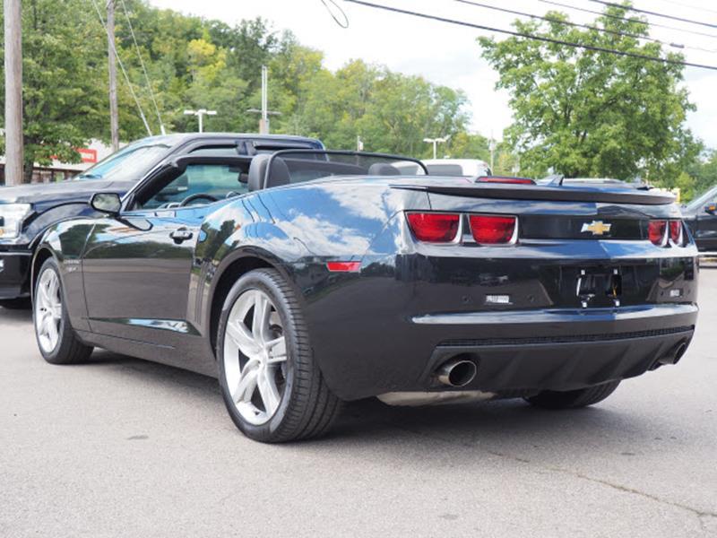 2012 Chevrolet Camaro for sale at Cincinnati Auto Wholesale in Loveland OH