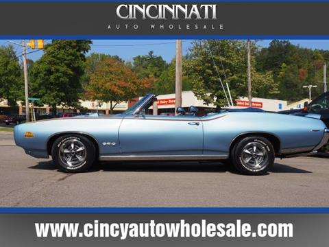 1969 Pontiac GTO for sale in Loveland, OH