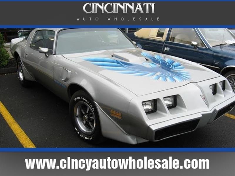 1980 Pontiac Trans Am for sale at Cincinnati Auto Wholesale in Loveland OH