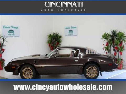 1981 Pontiac Firebird for sale in Loveland, OH