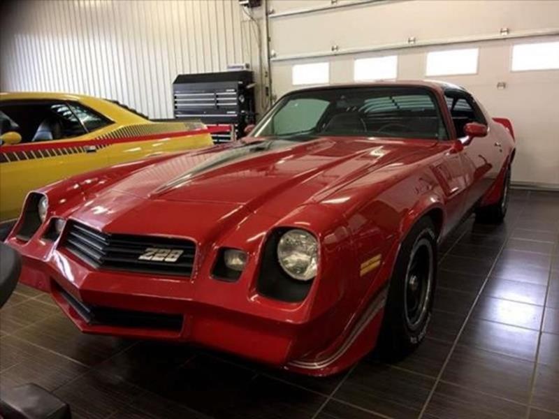 1980 Chevrolet Camaro for sale at Cincinnati Auto Wholesale in Loveland OH