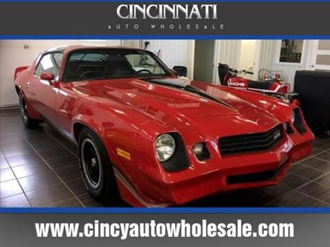 1980 Chevrolet Camaro for sale in Loveland, OH