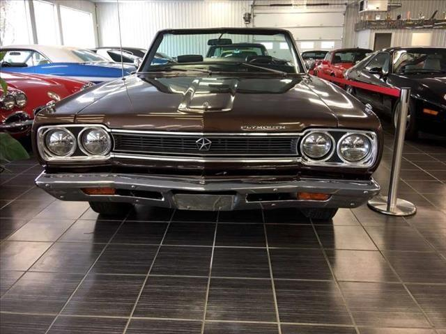 1968 Plymouth Satellite for sale at Cincinnati Auto Wholesale in Loveland OH