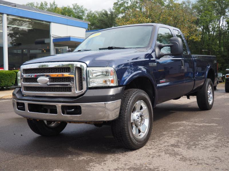 2007 Ford F-350 Super Duty for sale at Cincinnati Auto Wholesale in Loveland OH