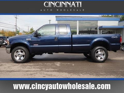 2007 Ford F-350 Super Duty for sale in Loveland, OH