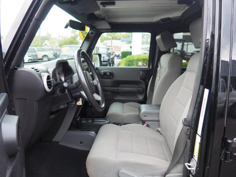 2008 Jeep Wrangler Unlimited for sale at Cincinnati Auto Wholesale in Loveland OH