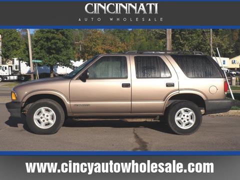 1997 Chevrolet Blazer for sale in Loveland, OH