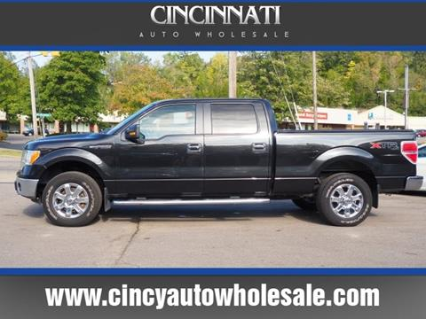 2014 Ford F-150 for sale in Loveland, OH
