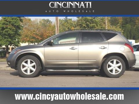2004 Nissan Murano for sale in Loveland, OH