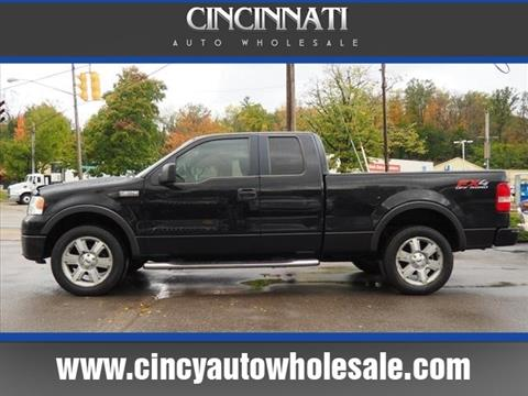 2006 Ford F-150 for sale in Loveland, OH