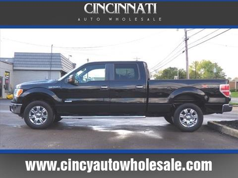 2011 Ford F-150 for sale in Loveland, OH