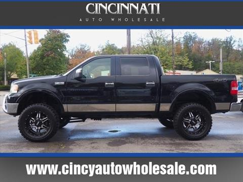 2006 Ford F-150 for sale at Cincinnati Auto Wholesale in Loveland OH