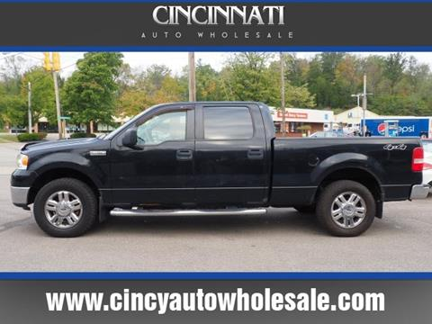 2007 Ford F-150 for sale at Cincinnati Auto Wholesale in Loveland OH