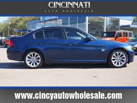 2011 BMW 3 Series for sale at Cincinnati Auto Wholesale in Loveland OH