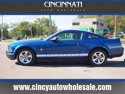 2007 Ford Mustang for sale in Loveland, OH