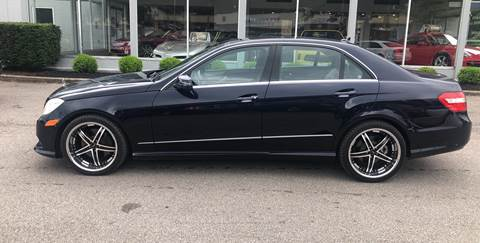 2010 Mercedes-Benz E-Class for sale in Loveland, OH