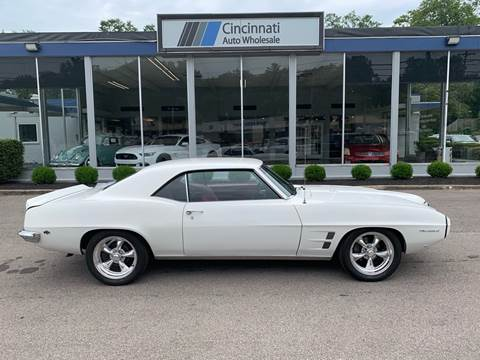 1969 Pontiac Firebird for sale in Loveland, OH