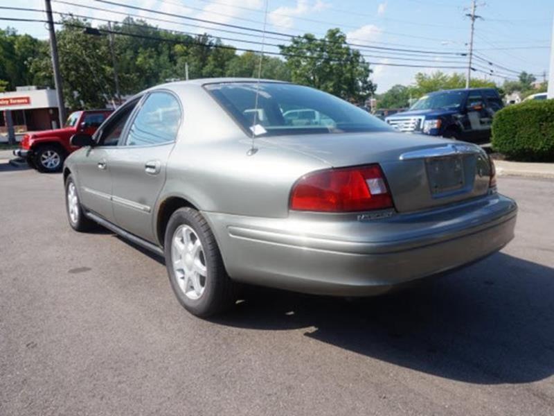 2003 Mercury Sable for sale at Cincinnati Auto Wholesale in Loveland OH