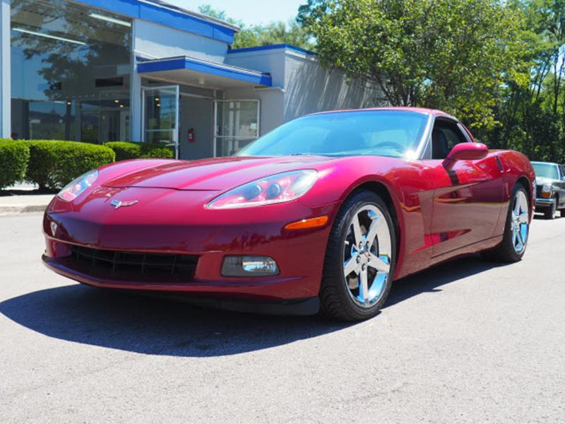 2007 Chevrolet Corvette for sale at Cincinnati Auto Wholesale in Loveland OH