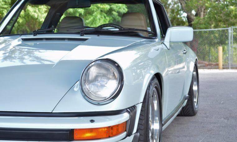 1983 Porsche 911 2dr SC Targa Coupe - Spring TX
