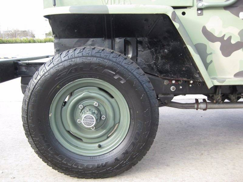 1948 Willys Jeep  - Spring TX