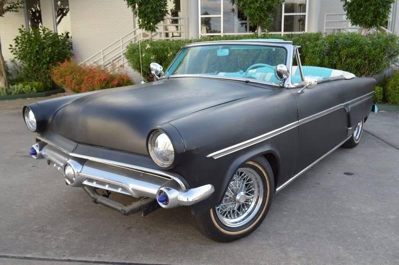 1954 Ford Crestline Victoria - Spring TX