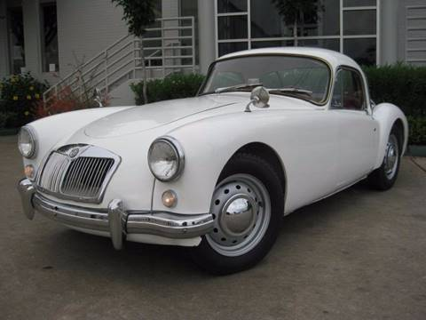 1958 MG MGB for sale in Spring, TX