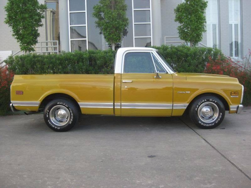 1972 Chevrolet C/K 10 Series  - Spring TX