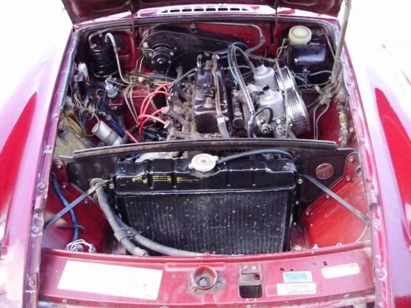 1974 MG MGB  - Spring TX