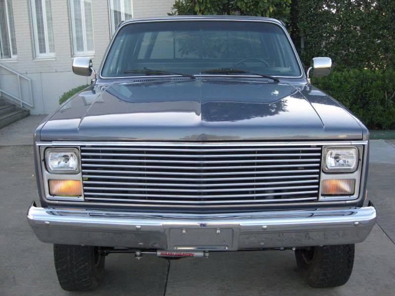 1986 Chevrolet C/K 10 Series 2dr K10 4WD Standard Cab SB - Spring TX
