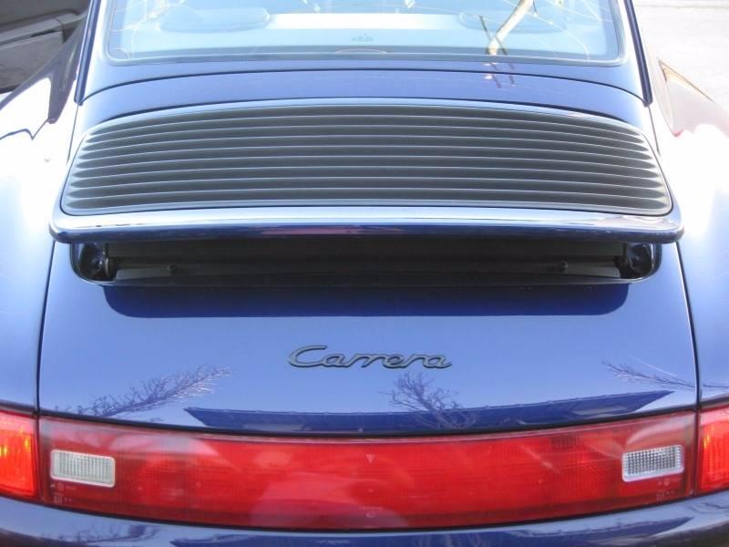 1996 Porsche 911 Carrera 2dr Coupe - Spring TX