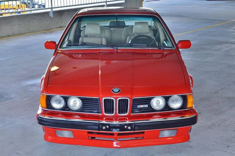 1988 BMW M6 2dr Coupe - Spring TX