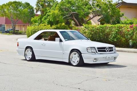 1988 Mercedes-Benz 300-Class