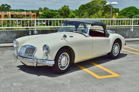 1958 MG MGA for sale in Spring, TX