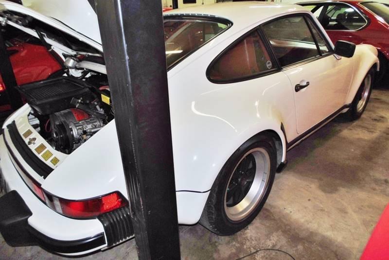 1986 Porsche 911 Carrera Turbo 2dr Coupe - Spring TX