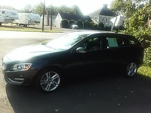 2015 Volvo V60 for sale in South Deerfield MA