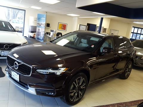 2017 Volvo V90 Cross Country for sale in South Deerfield MA