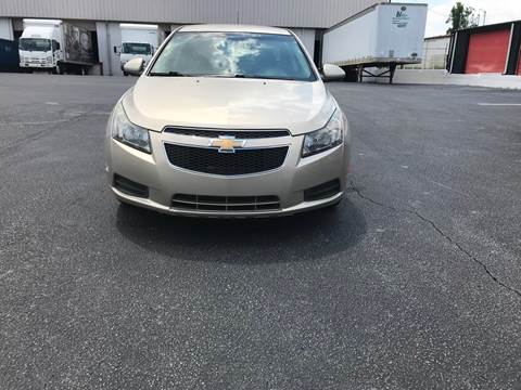 2012 Chevrolet Cruze For Sale At SELECT AUTO SALES In Mobile AL