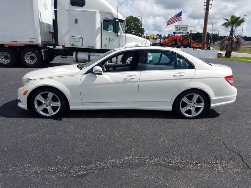 2010 Mercedes Benz C Class For Sale At SELECT AUTO SALES In Mobile AL