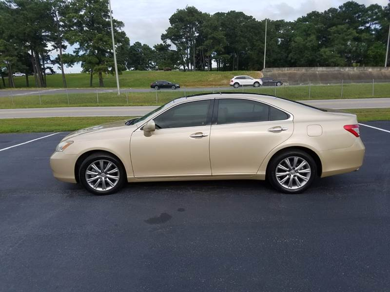 2007 Lexus ES 350 For Sale At SELECT AUTO SALES In Mobile AL