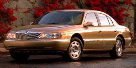 1999 Lincoln Continental for sale in Hanover, PA